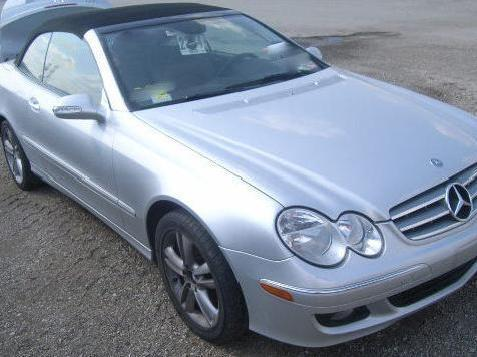 Image gallery 2006 mercedes convertible for 2006 mercedes benz clk350 convertible