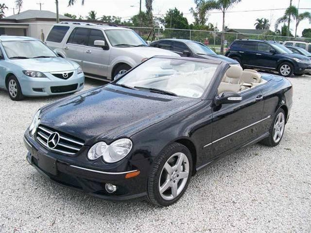500 Amg Mercedes Benz Clk Class Used Cars Mitula Cars