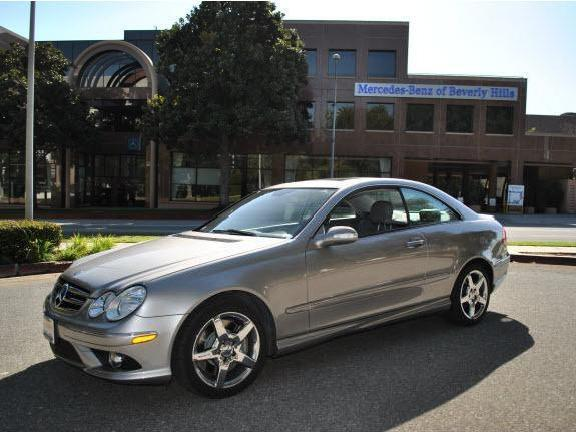2006 mercedes benz clk class used cars in beverly hills for Beverly hills mercedes benz used cars