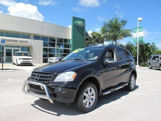 Mercedes benz m class fort pierce mitula cars for Ft pierce mercedes benz