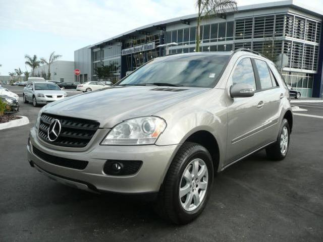 Mercedes benz m class 2006 miami mitula cars for 2006 mercedes benz ml350 price