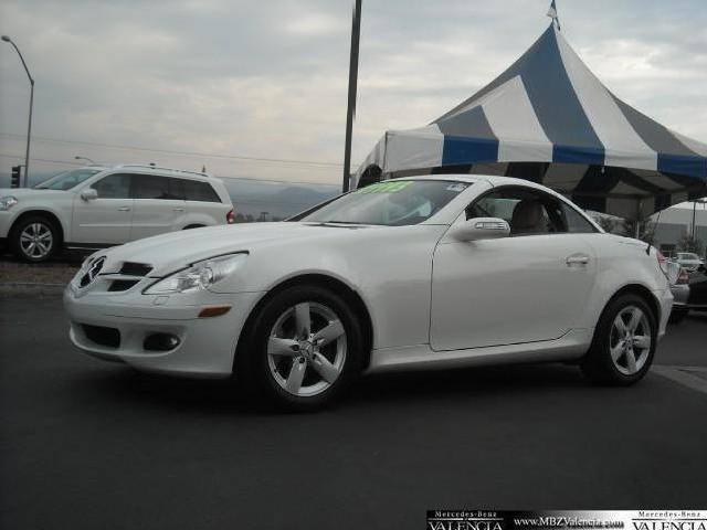 Slk white 2006 mitula cars for Mercedes benz slk 2006