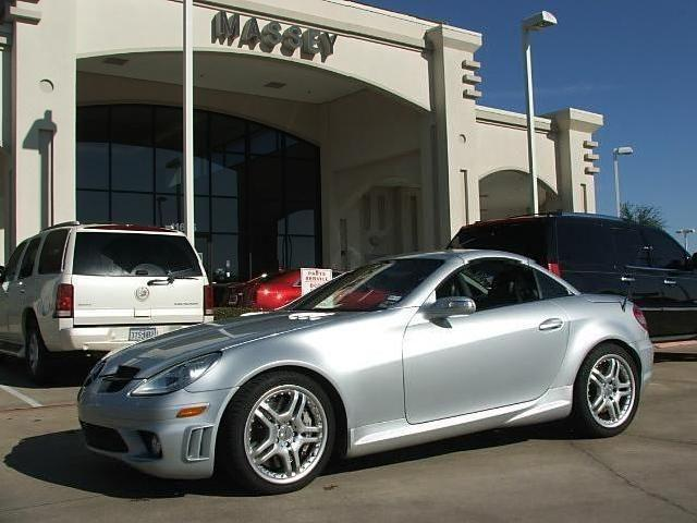 Mercedes benz slk class garland mitula cars for Mercedes benz slk 2006