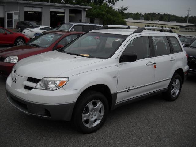 2006 ls mitsubishi outlander used cars mitula cars. Black Bedroom Furniture Sets. Home Design Ideas