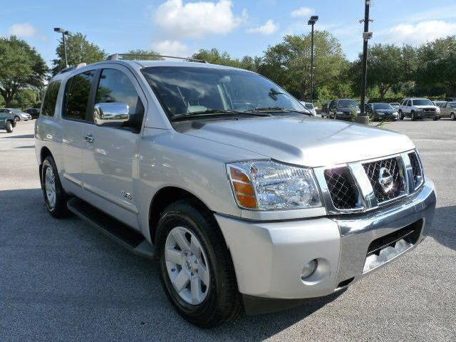 Nissan Armada Clearwater 42 Nissan Armada Used Cars In
