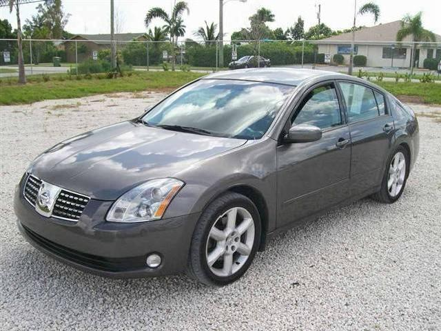 2006 nissan maxima used cars in lake worth mitula cars. Black Bedroom Furniture Sets. Home Design Ideas