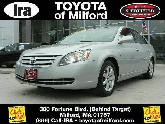 Toyota Avalon In Silver   Used Toyota Avalon Silver Milford   Mitula Cars