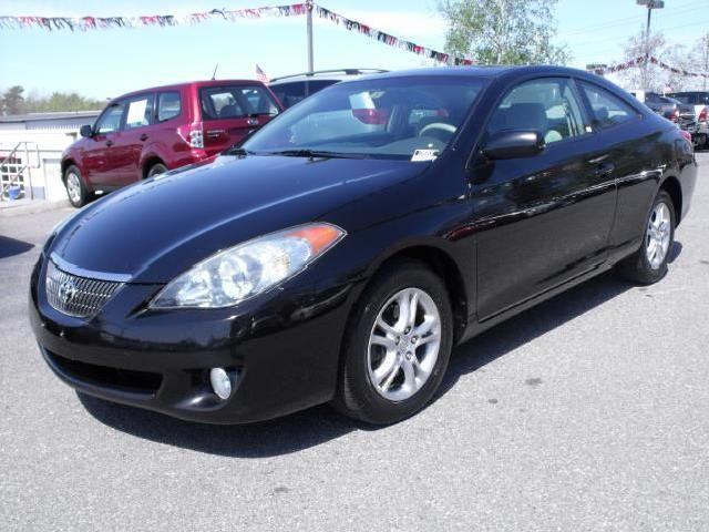 toyota camry solara black new hampshire mitula cars. Black Bedroom Furniture Sets. Home Design Ideas