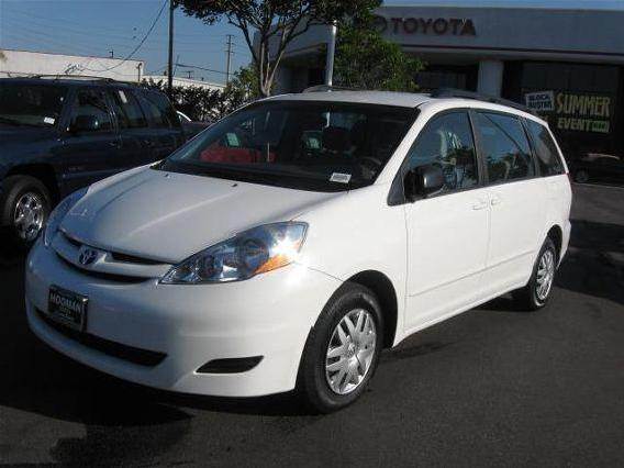 Superb Toyota Sienna LE In California   Used Toyota Sienna Le Beige California    Mitula Cars