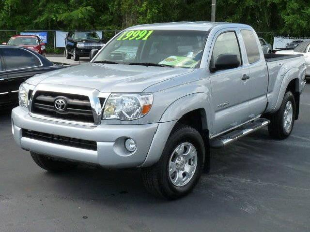 High Quality Toyota Tacoma In Tampa   Used Toyota Tacoma Extended Cab Tampa   Mitula Cars