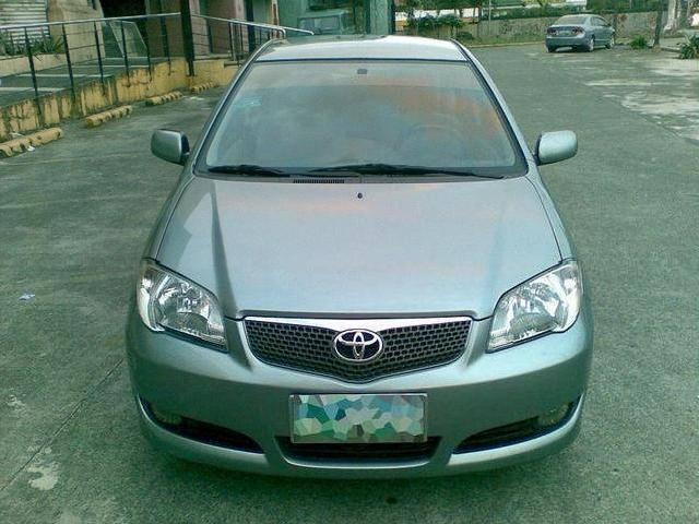 2006 Toyota Vios 1.5g A/t 29k Mileage Only!