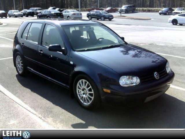 Volkswagen Golf Diesel North Carolina With Pictures