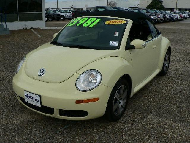 convertible volkswagen new beetle pensacola mitula cars. Black Bedroom Furniture Sets. Home Design Ideas