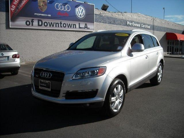 2007 Audi Q7 Used Cars in Los Angeles Mitula Cars
