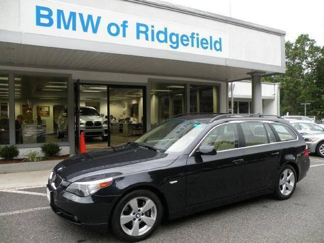 Bmw 5 Series Wagon Ridgefield Mitula Cars