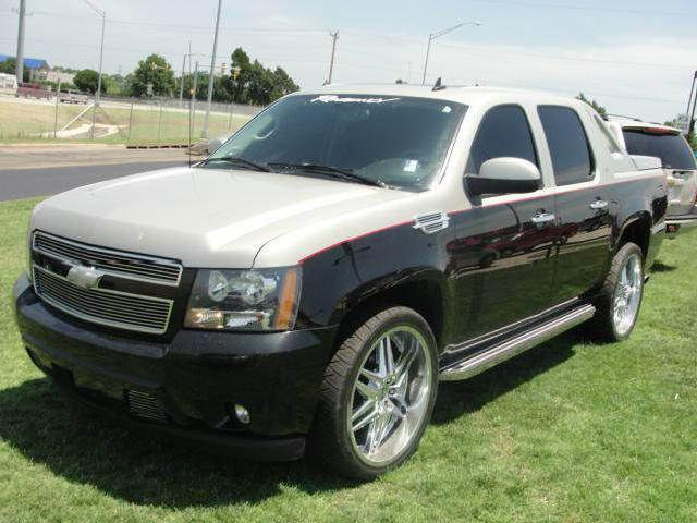 Regency Chevrolet Avalanche Used Cars Mitula Cars