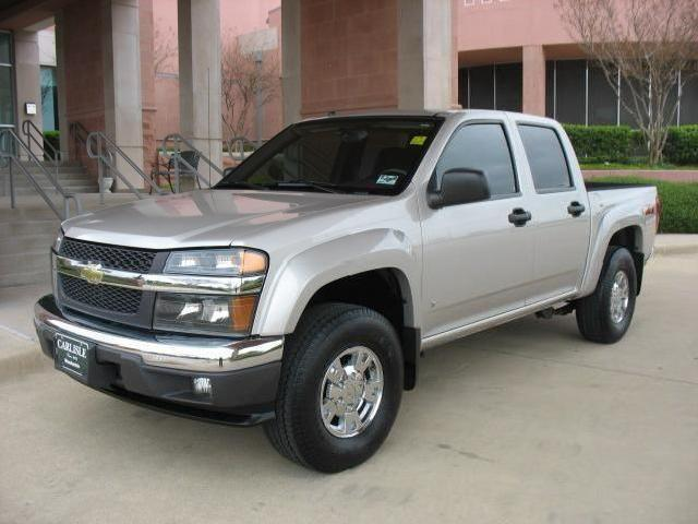 2010 Chevrolet Colorado Crew Cab LT Pickup 4D 5 ft Used