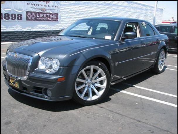 Used Chrysler San Diego >> 2007 Chrysler 300 SRT8 Used Cars in California - Mitula Cars