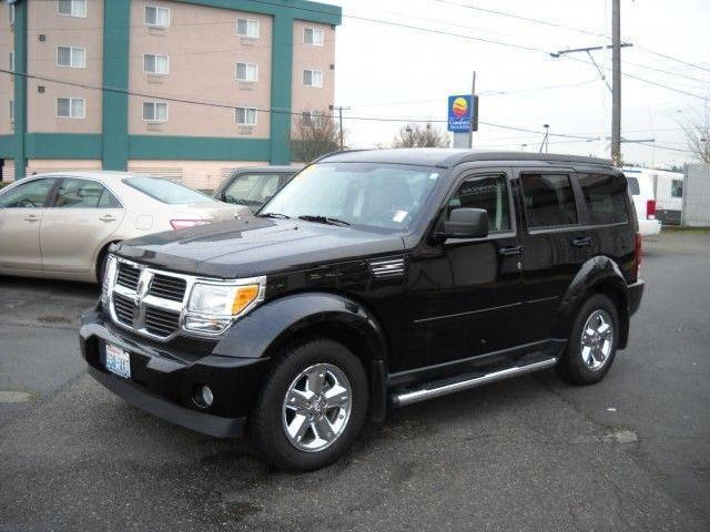 2007 dodge nitro slt used cars in washington mitula cars. Black Bedroom Furniture Sets. Home Design Ideas