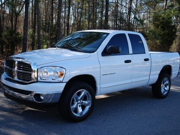 Dodge Ram 1500 In Wake Forest Used White Mitula Cars