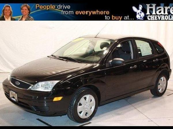 2007 Ford Focus 4dr Sdn S Upcomingcarshq Com