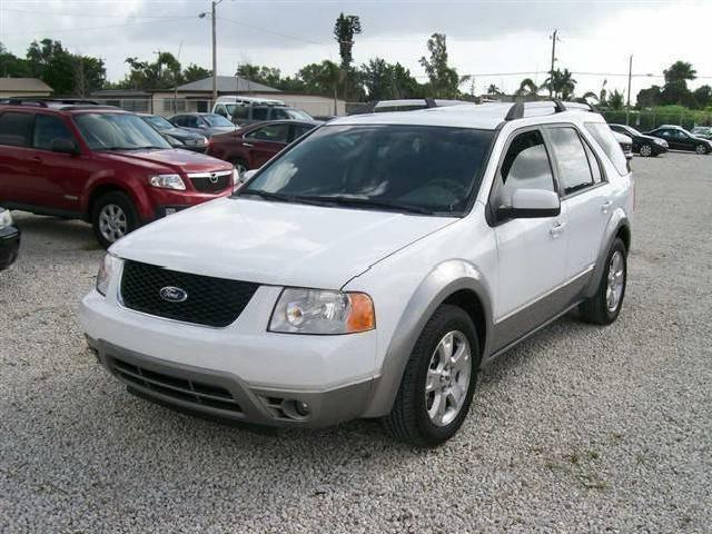 2007 ford freestyle used cars in gray mitula cars. Black Bedroom Furniture Sets. Home Design Ideas