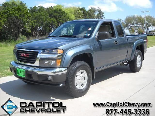 Gmc canyon in austin used gmc canyon 2007 austin mitula cars publicscrutiny Image collections