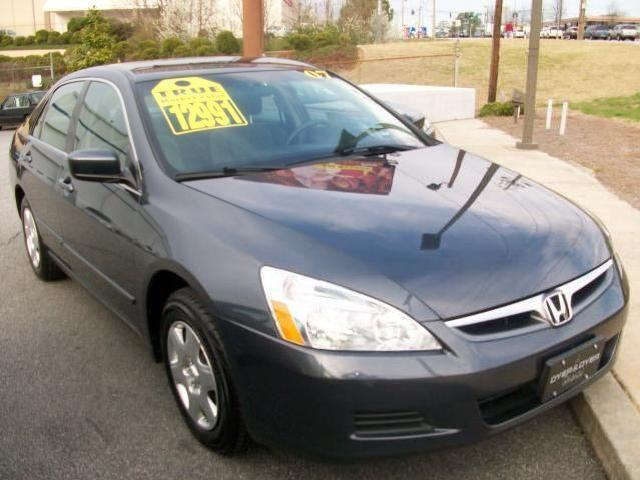 Honda accord 2007 chamblee mitula cars for Honda accord 4 cylinder