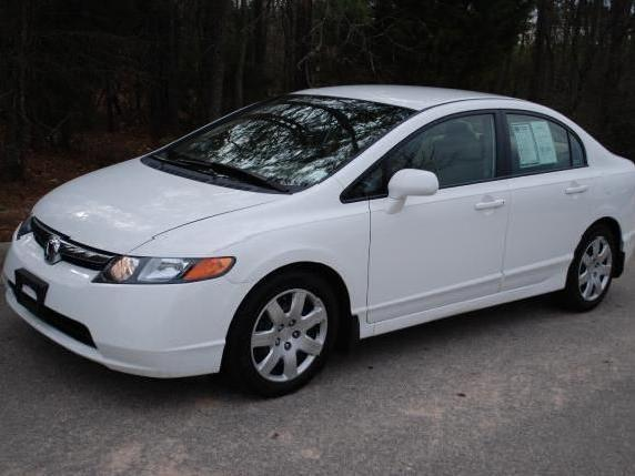 2007 honda civic used cars in wake forest mitula cars. Black Bedroom Furniture Sets. Home Design Ideas