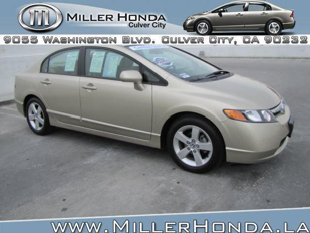 2007 honda civic sedan used cars in culver city mitula cars for Culver city honda