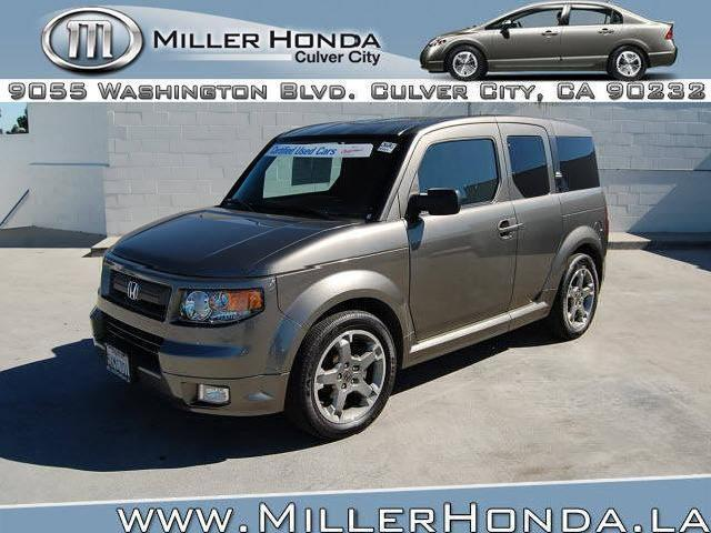 Honda element 2009 culver city mitula cars for Culver city honda