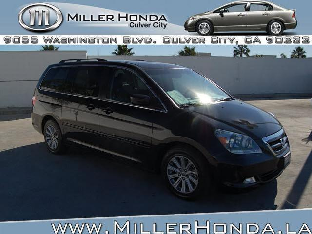 Leather honda odyssey used cars in culver city mitula cars for Culver city honda