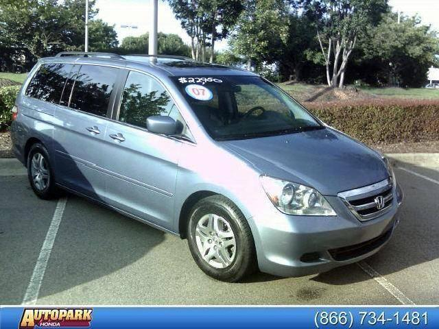 Certified honda odyssey used cars in cary mitula cars for Certified used honda odyssey