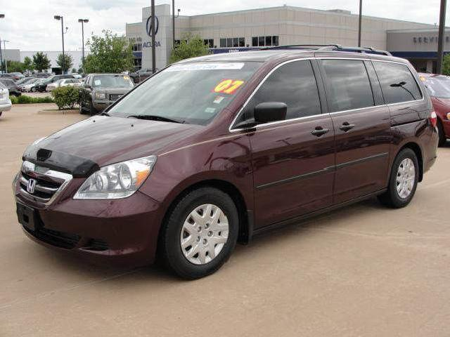 honda odyssey used oklahoma city mitula cars. Black Bedroom Furniture Sets. Home Design Ideas