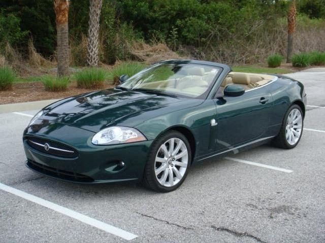 Jaguar XK Type In Sarasota   Used Jaguar Xk Type 2007 Sarasota   Mitula Cars