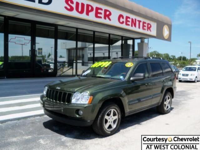 2007 Jeep Grand Cherokee Rocky Mountain Edition >> Green Jeep Used Cars in Orlando - Mitula Cars