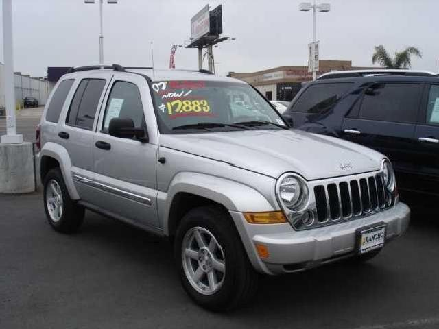jeep liberty limited edition used cars in san diego mitula cars. Black Bedroom Furniture Sets. Home Design Ideas