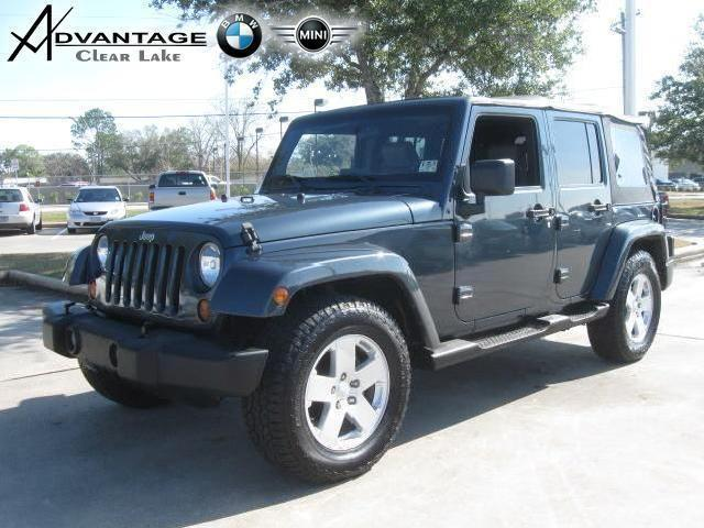 jeep wrangler unlimited one owner league city mitula cars. Black Bedroom Furniture Sets. Home Design Ideas