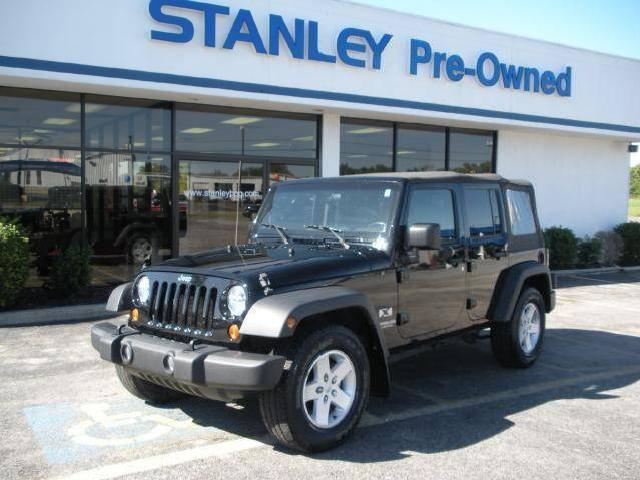 pick up jeep wrangler unlimited used cars in texas mitula cars. Black Bedroom Furniture Sets. Home Design Ideas