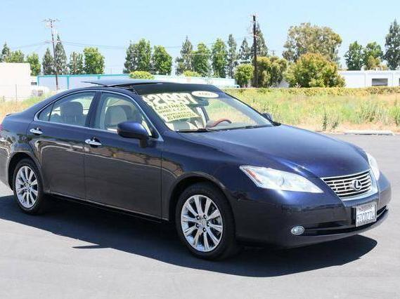 lexus es 2007 orange mitula cars. Black Bedroom Furniture Sets. Home Design Ideas