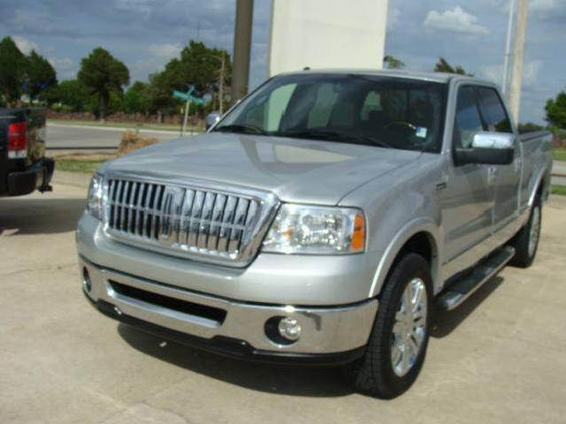 2007 lincoln mark lt 4wd supercrew 139