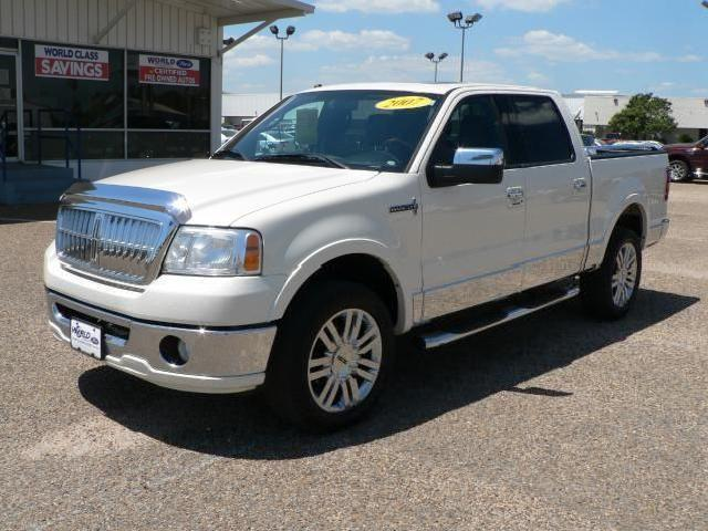 lincoln mark lt 12 used pearl white lincoln mark lt cars. Black Bedroom Furniture Sets. Home Design Ideas