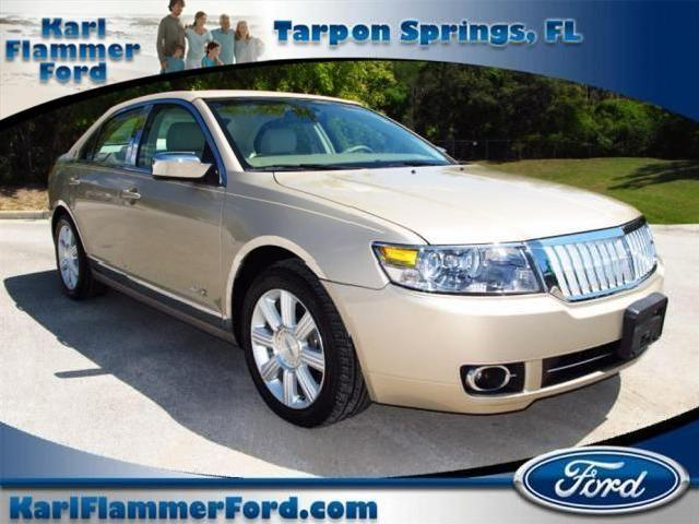 Lincoln Mkz 13 Used Gold 2007 Lincoln Mkz Cars Mitula Cars