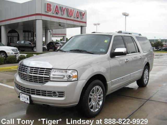 lincoln navigator l 2007 houston with pictures mitula cars. Black Bedroom Furniture Sets. Home Design Ideas
