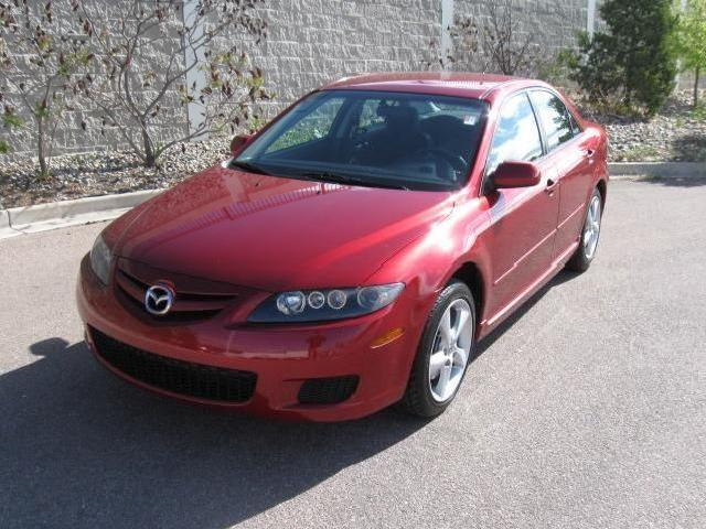 2007 mazda 6 used cars in colorado springs mitula cars. Black Bedroom Furniture Sets. Home Design Ideas