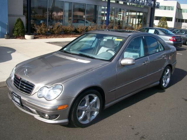 Mercedes Benz C Class Automatic 2007 Freehold Mitula Cars