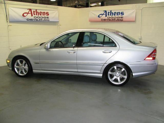 2007 Mercedes Benz C Class Used Cars In Bogart Mitula Cars