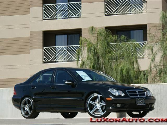 2007 Mercedes Benz C Class Used Cars In Scottsdale