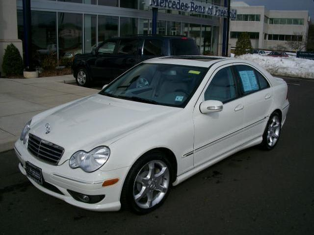 Automatic 2007 Mercedes Benz C Class Used Cars In Freehold