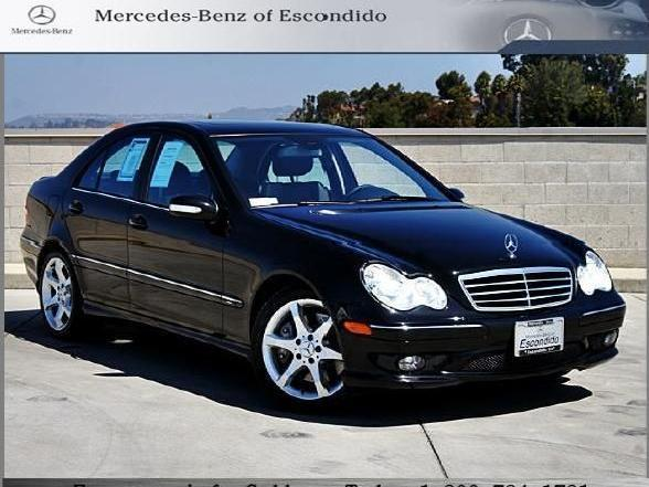 Mercedes Benz 2007 Escondido With Pictures Mitula Cars